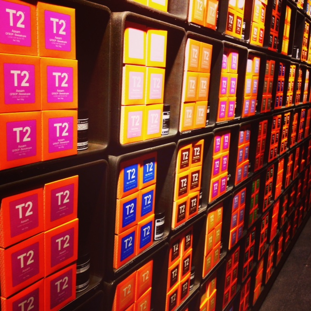 T2 or Tea for Two ?